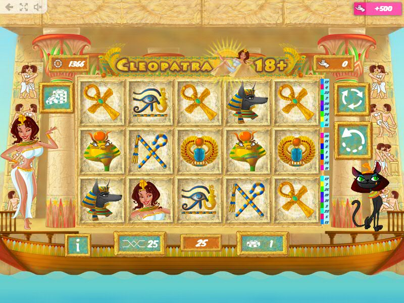 Spiele Cleopatra 18 - Video Slots Online
