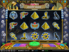 Eye of the Pharaoh - Omega Gaming