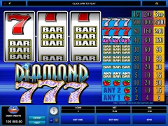 Diamond 777 automatenspiele77.com Microgaming 1/5