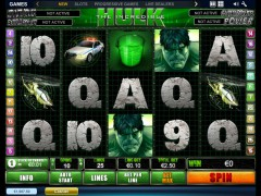The Incredible Hulk - Playtech