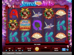Jewel Of The Arts - IGT Interactive