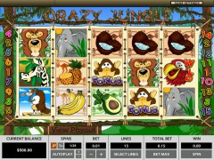 Crazy Jungle automatenspiele77.com Topgame 1/5