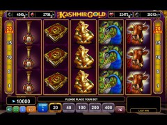Kashmir Gold - Euro Games Technology