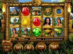 Aztec Treasures 3D automatenspiele77.com Greentube 1/5