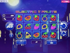 Electric7Fruits automatenspiele77.com MrSlotty 1/5