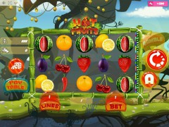 HOT Fruits automatenspiele77.com MrSlotty 1/5