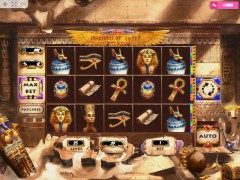 Treasures of Egypt automatenspiele77.com MrSlotty 1/5