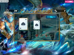 Zeus the Thunderer II automatenspiele77.com MrSlotty 3/5