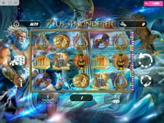 Zeus the Thunderer automatenspiele77.com MrSlotty 1/5
