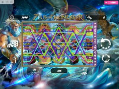 Zeus the Thunderer automatenspiele77.com MrSlotty 4/5